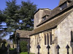 St Mary's RC Church, Cricklade, Wiltshire