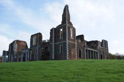 Houghton House, outskirts of Ampthill. Bedfordshire