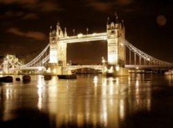 The amazingly beautiful, London Bridge, London.