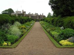 The Broadwalk, Walmer Castle & Garden, Walmer, Kent.