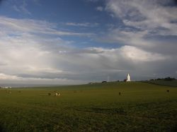North Foreland lighthouse, Broadstairs, Kent. Now unmanned.