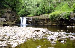 Kisdon Force, Keld, North Yorkshire.