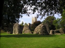 A picture of Bury St Edmunds
