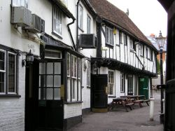 Hitchin, Hertfordshire
