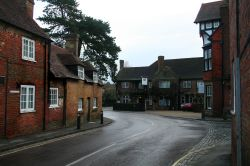 Beaulieu village, Beaulieu, Hampshire