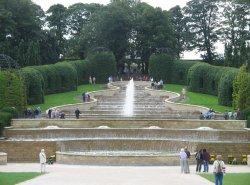 Alnwick Gardens, Northumberland, September 2006. Canon Powershot 410