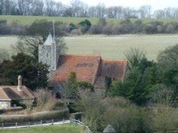 Luddesdown church near gravesend, Kent