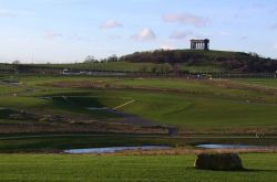 Herrington Country park and Penshaw Monument.
