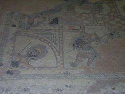 Brading Roman Villa, Brading, Isle of Wight Wallpaper