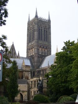 Lincoln Cathedral, Lincoln, Lincolnshire