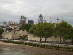 Tower of London from Tower Bridge, London Wallpaper