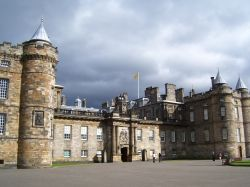 Palace of Holyroodhouse, Edinburgh, Midlothian