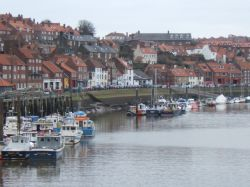 The Harbour at Whitby, North Yorkshire