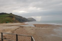 East beach, Charmouth, Dorset