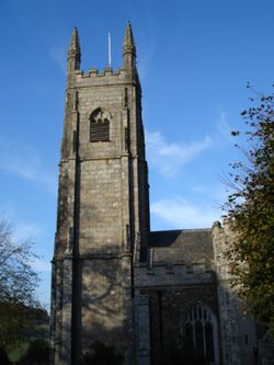 All Saints church, Okehampton, Devon
