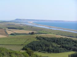 A picture of Chesil Beach
