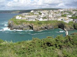 A picture of Port Gaverne