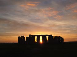 A picture of Stonehenge