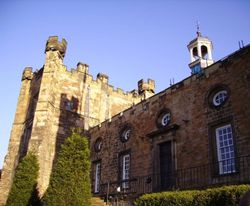 Lumley Castle, Chester-le-Street, County Durham