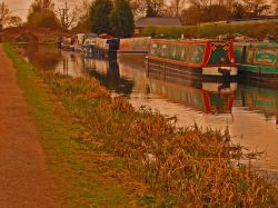 canal, Bodymoor heath, North Warwickshire
