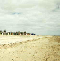 West Mersea beach in Essex