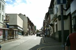 Bath Street, Ilkeston,Derbyshire.
