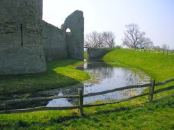 Pevensey Castle, Pevensey, East sussex