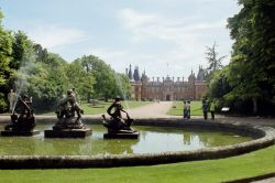 Waddesdon Manor in Buckinghamshire