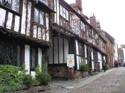 The Mermaid Hotel, Rye, East Sussex