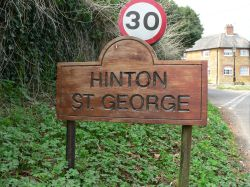 Hinton St George, Somerset