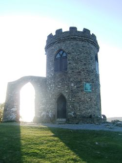 Old John Tower, Bradgate Park, Leicester, Leicestershire