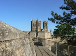 A picture of Lincoln Cathedral