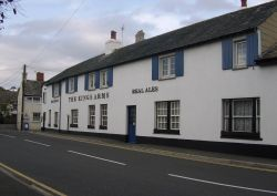 The kings arms hotel, Stratton