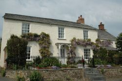 The old Sanctury, Stratton, Cornwall