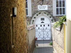hideaway house the old methodist Church, Stratton, Cornwall