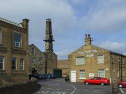 Holly Park Mills, Calverley, West Yorkshire.