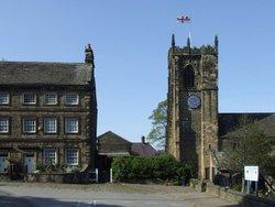 St Wilfreds Parish Church, Calverley, West Yorkshire.