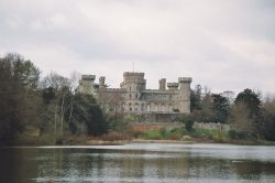 Eastnor  Castle, nr Ledbury, Herefordshire