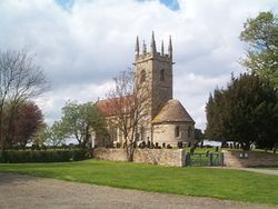 St. Andrew's Church, Sempringham, Lincolnshire