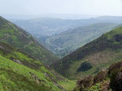 Carding mill valley, Shropshire