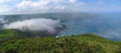 View from Great Hangman near Combe Martin, Devon