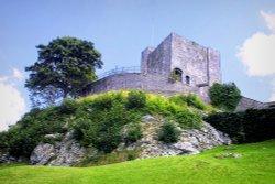 Clitheroe Castle, Clitheroe, Lancashire