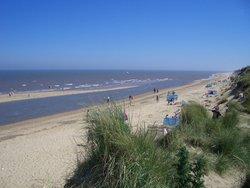 Winterton-on-sea, Norfolk.