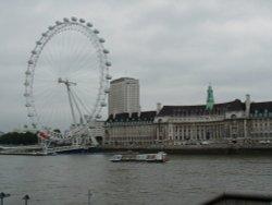 London Eye, 2001