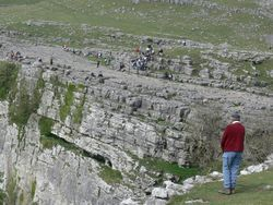 Malham Cove, North Yorkshire