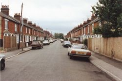 Lancaster Avenue, Hitchin, Hertfordshire