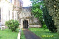 East Bergholt, Suffolk