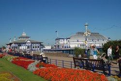 Eastbourne Promenade & Pier, East Sussex