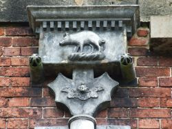 Calke Abbey, Ticknall, Derbyshire Wallpaper