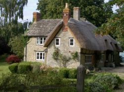 Cottage in Standlake, Oxfordshire